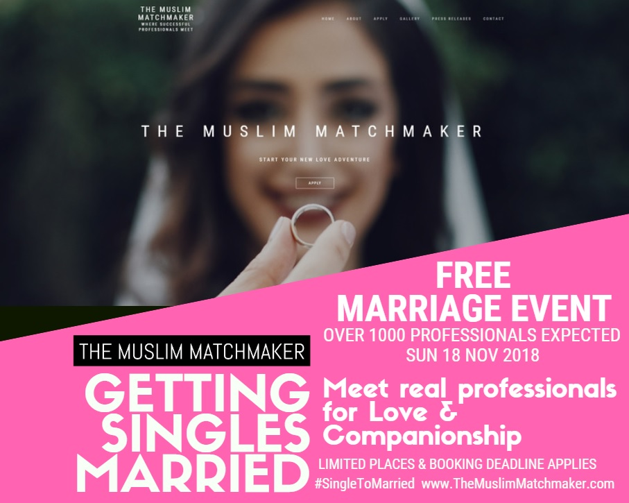 The Muslim Matchmaker